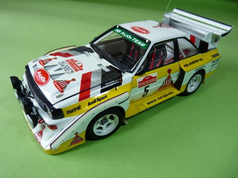Twenty S1 Audi Sport Quattro S1 Ableitet No