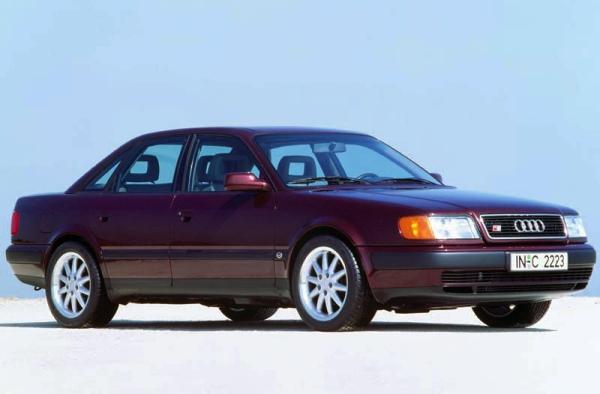 Audi S4 'C4'