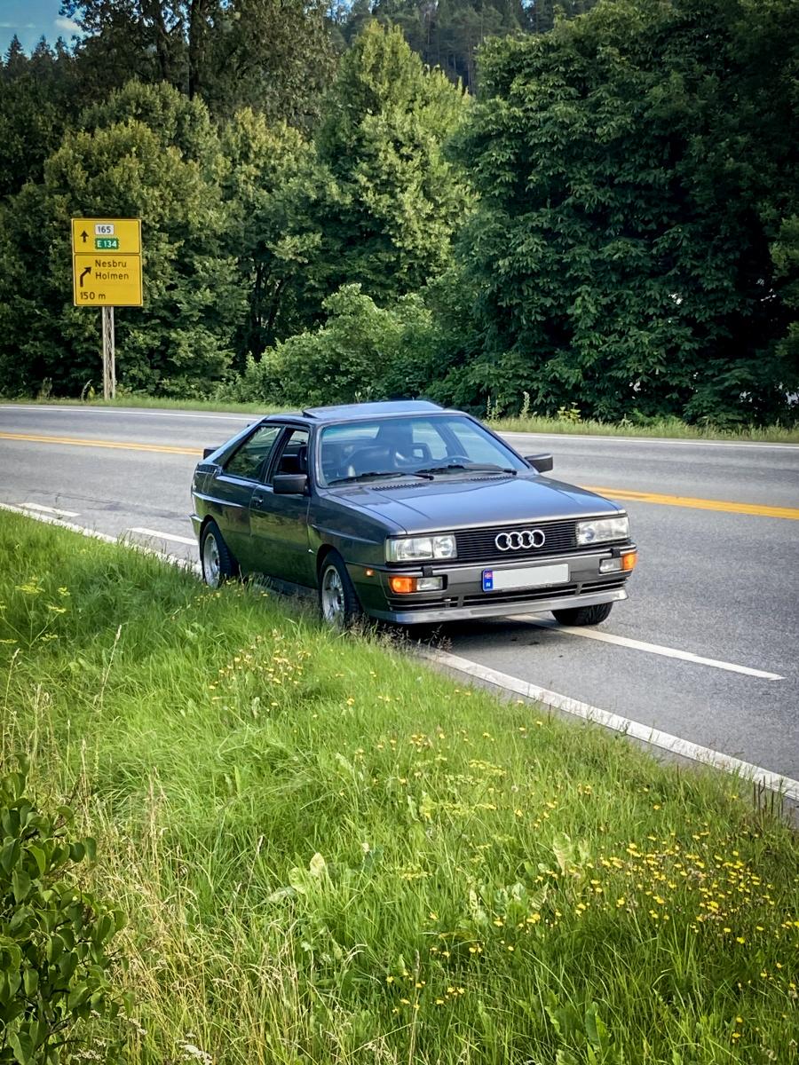 Audi Quattro 'urquattro'